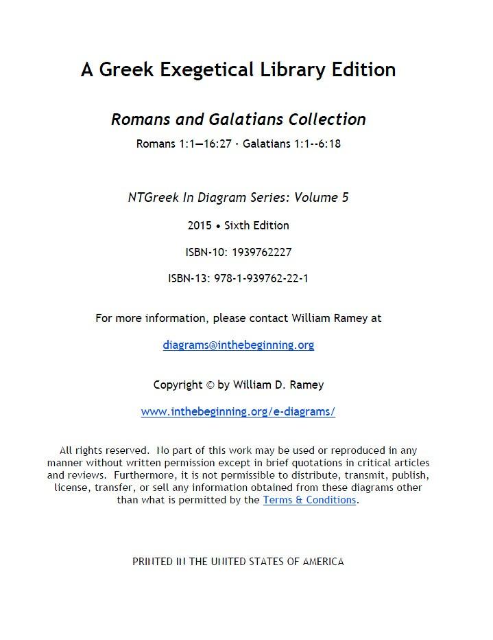 exegetical paper roman 8 1 8